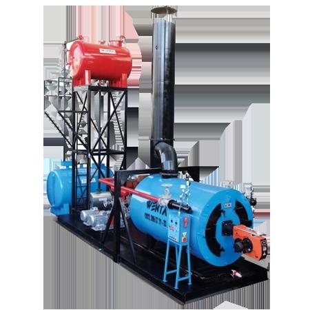 Котельное оборудование WENTA с топливным источником питания